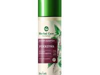 Herbal Care, suchy szampon do włosów przetłuszczających się