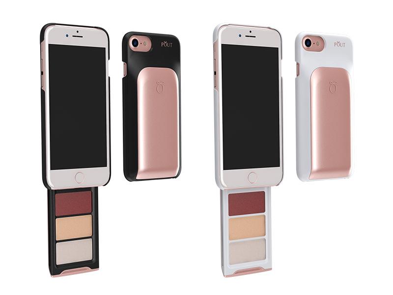 Nowość! Paleta kosmetyków Pout Case na iPhone
