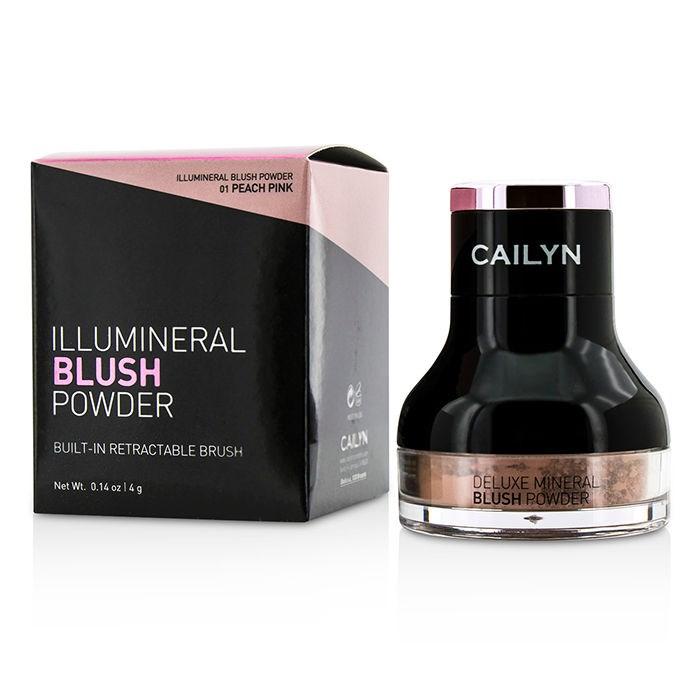 Makijaż z Cailyn. Trzy nowe kosmetyki mineralne