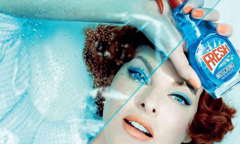Moschino Fresh Couture. Zapach inspirowany… płynem do szyb!