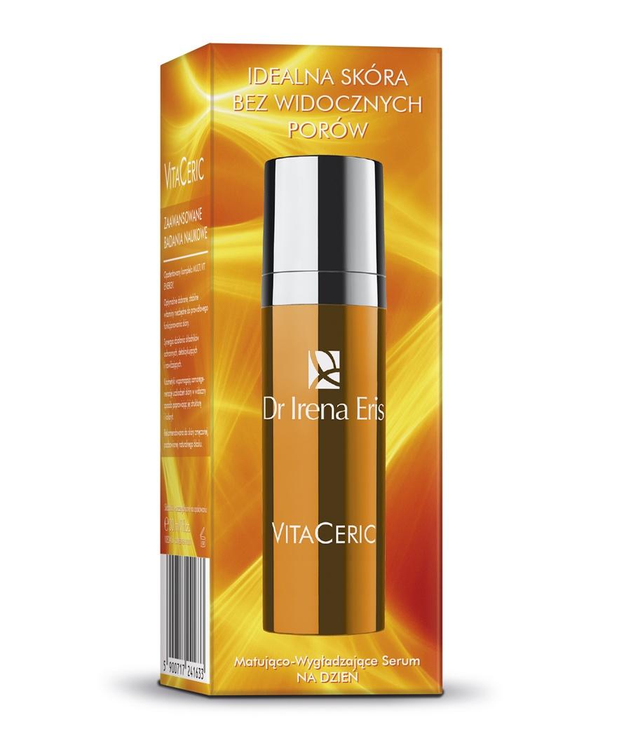 Nowe kosmetyki od dr Ireny Eris, VitaCeric. Czy przypadną ci do gustu?