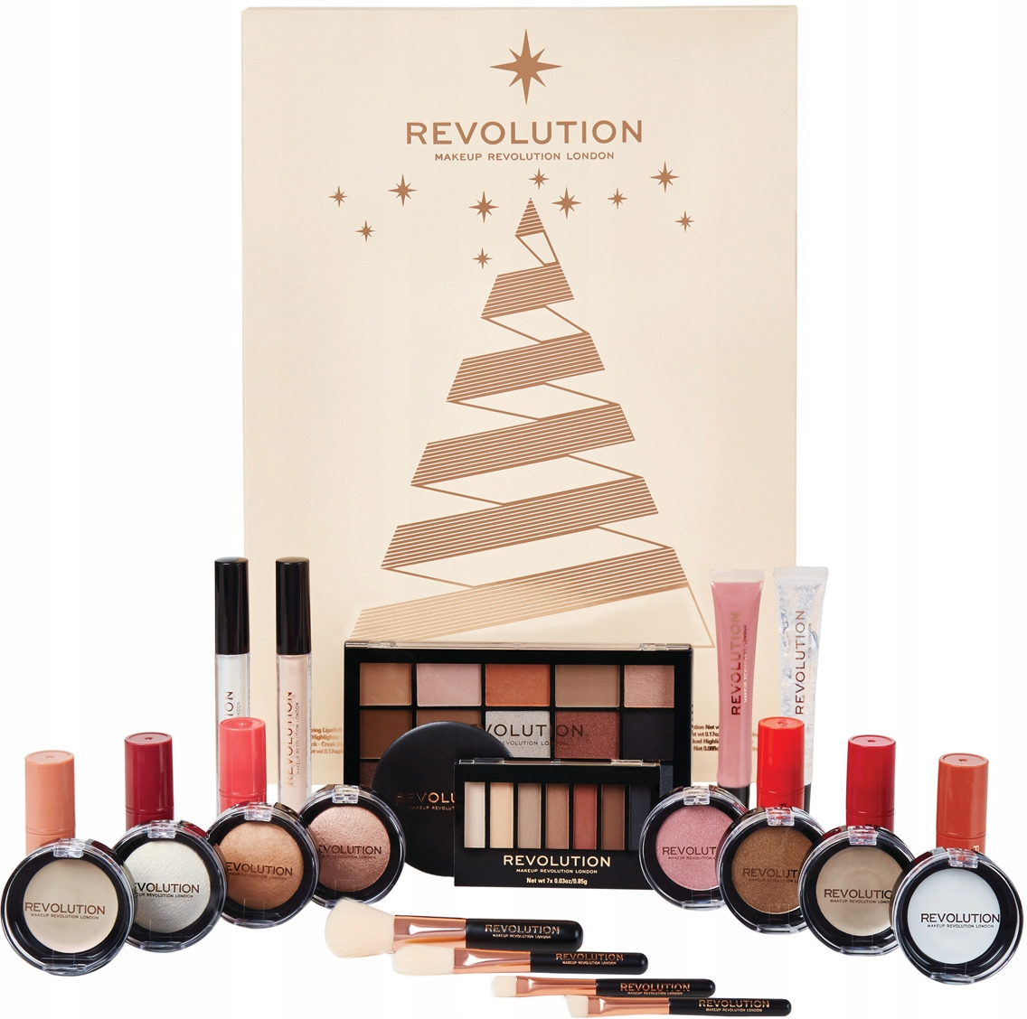 Makijażowa rebelia cenowa- produkty Makeup Revolution