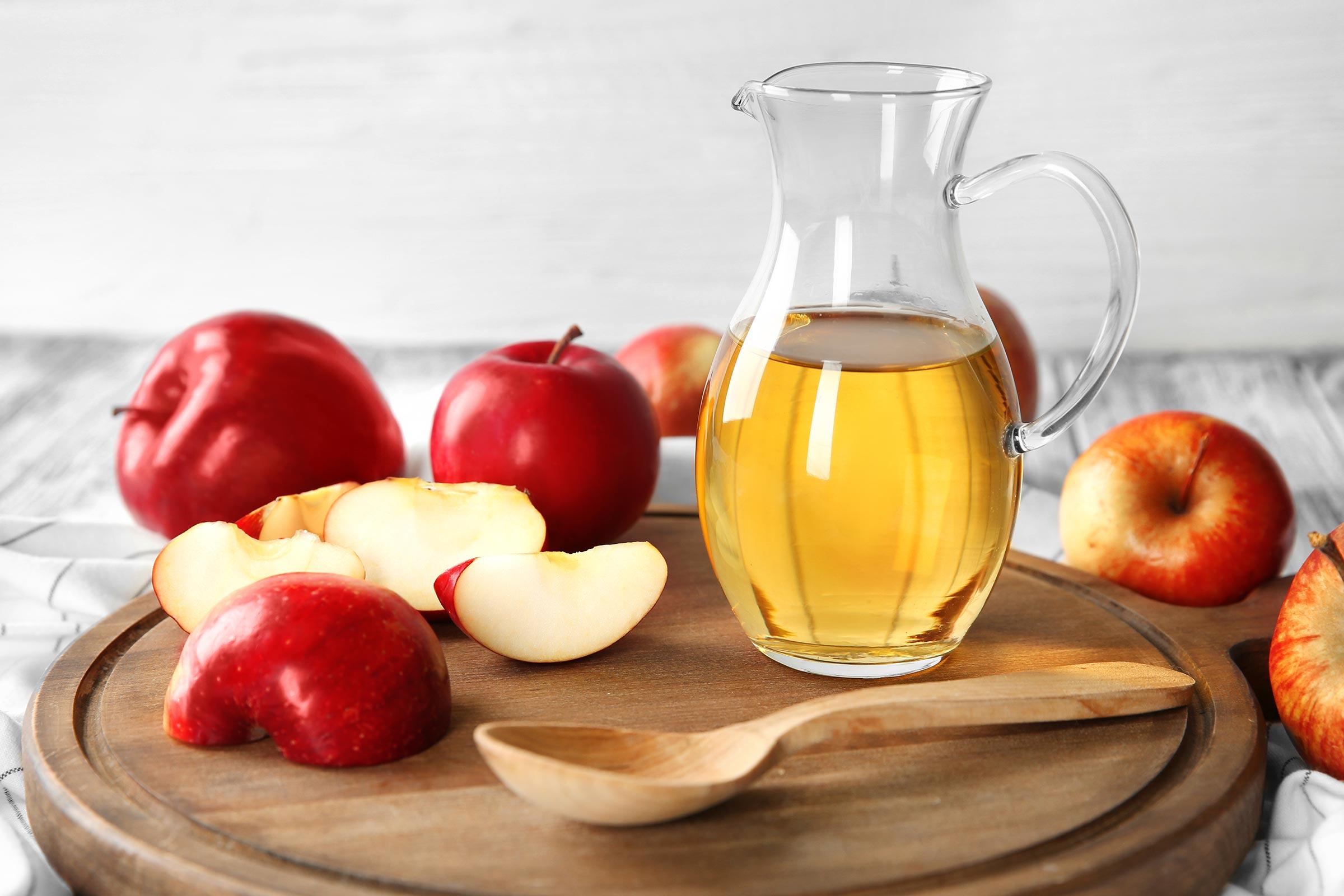Ocet jabłkowy – właściwości i zastosowanie w kosmetyce