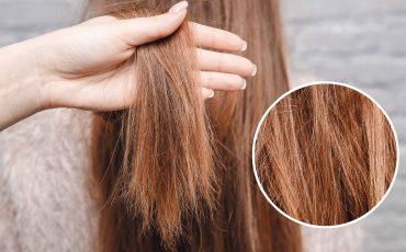 co na zniszczone włosy?